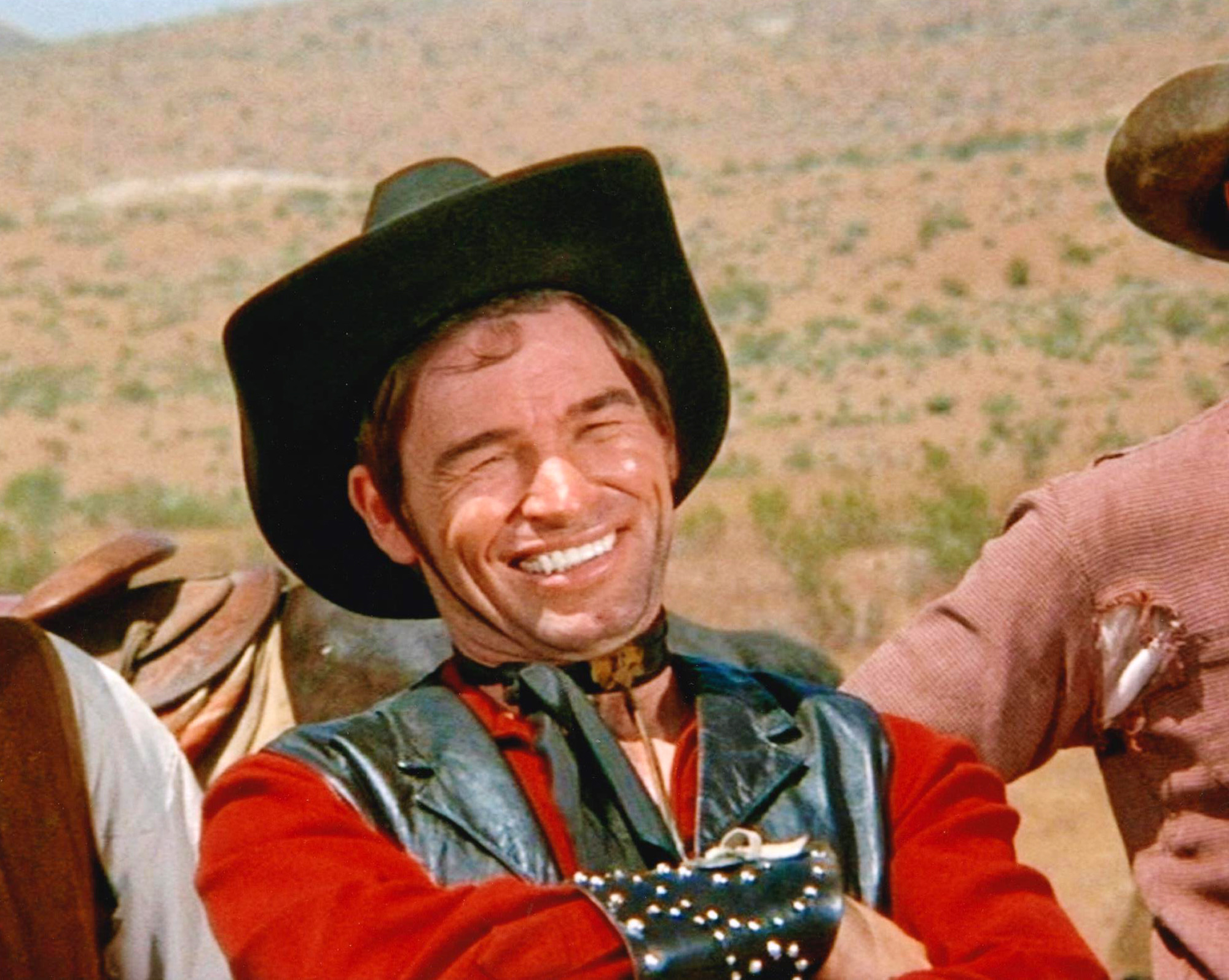 "Avatar of Burton Gilliam ""Lyle"" of Blazing Saddles"